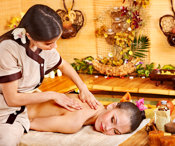 Thai massage seoul