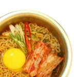 Fried Gimchi Ramyeon